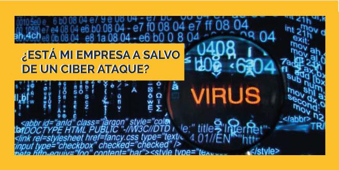 ¿Está tu empresa protegida contra un ciber ataque?
