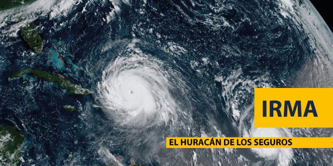 IRMA: El huracán de los seguros