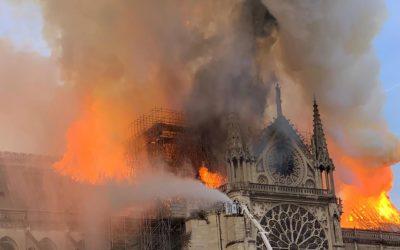 La aseguradora de Notre Dame